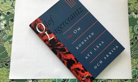 Om konsten att läsa och skriva – Olof Lagercrantz