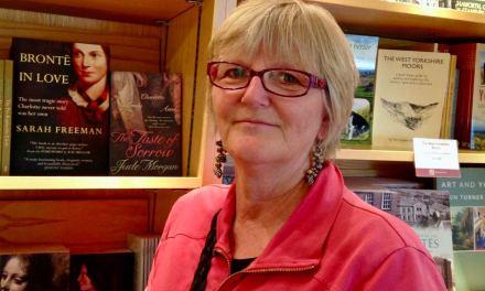 Lisbeth Ekelöf – ny skribent på SkrivarSidan