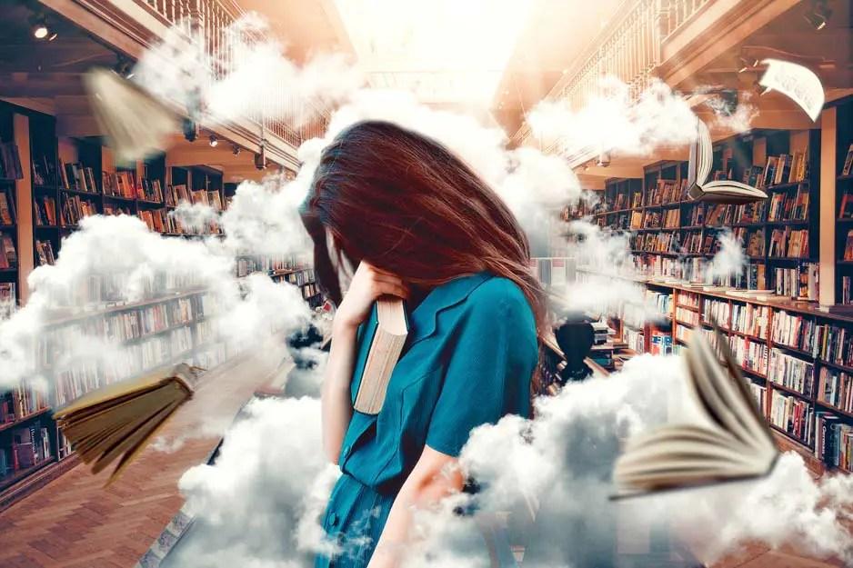 Skriv en tanka om böcker