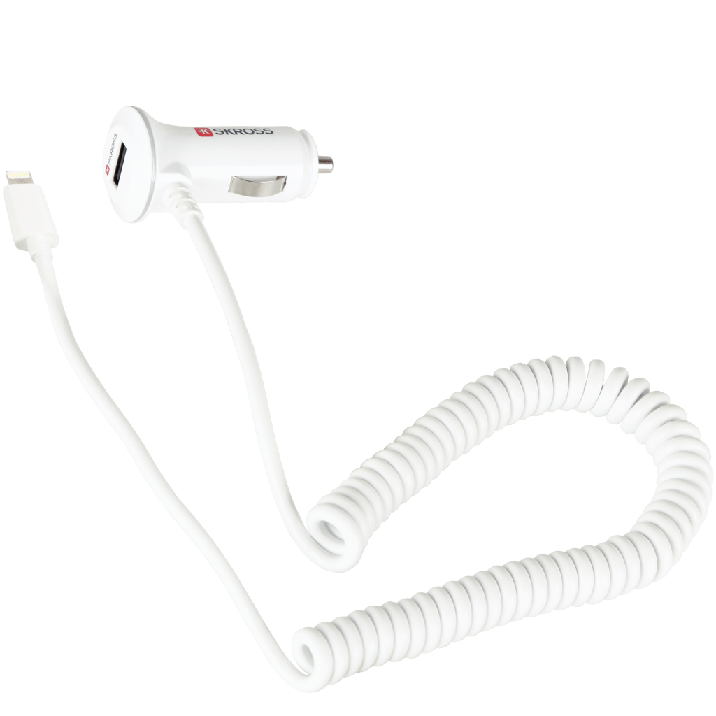 Midget Plus With Lightning Connector Usb Car Charger