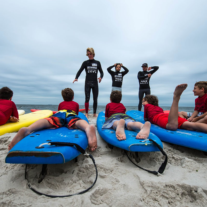 Kids Weekend Surf Lessons