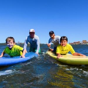 Weekend Kids Surf Program