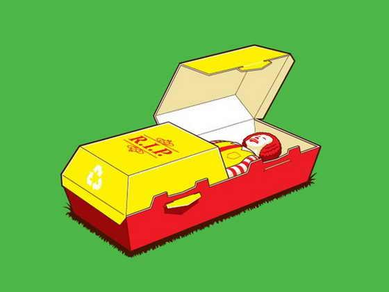 Рональд Макдональд (Ronald McDonald)