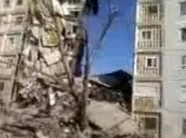 взрыв газа в жилом доме астрахань