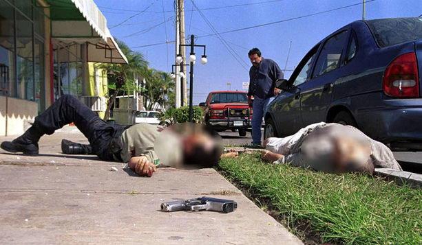 Убит глава наркомафии