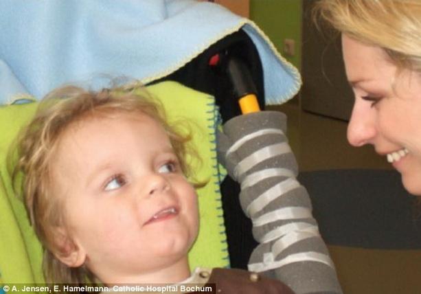 церебральный паралич ребенок
