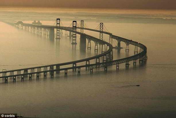 Мост через Чесапикский залив