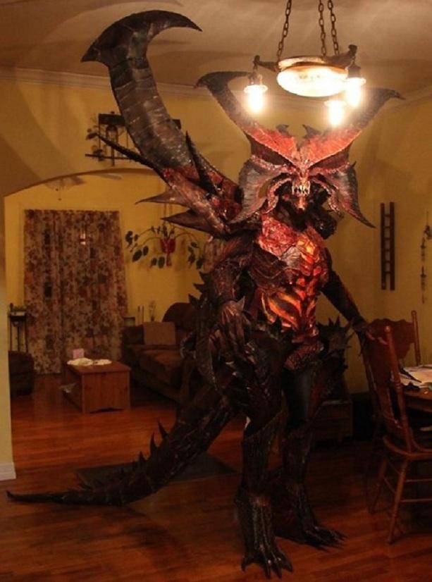 Хэллоуин костюм