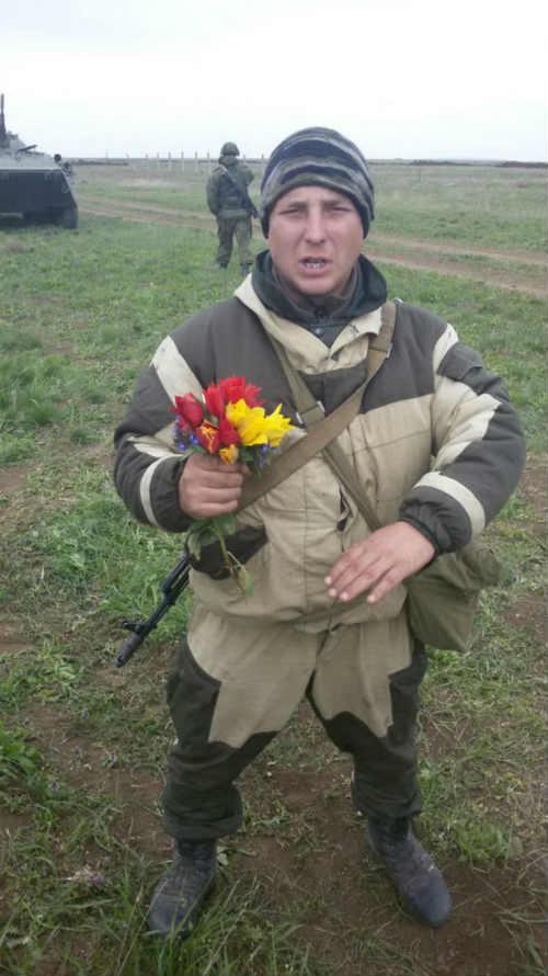 матрос Позынич Александр Михайлович