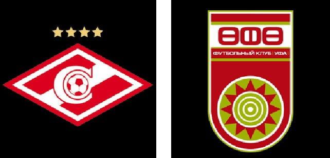 Спартак — Уфа