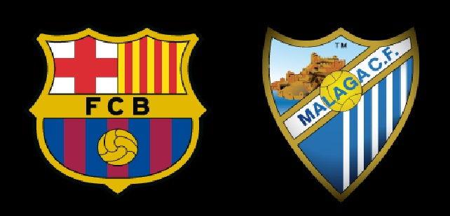 Барселона — Малага