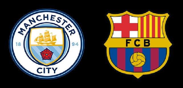 Манчестер Сити — Барселона