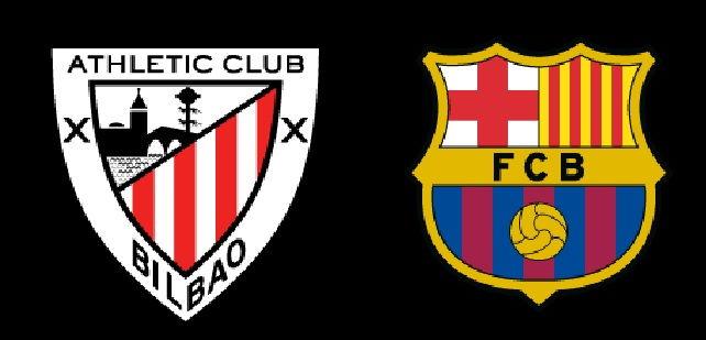 Атлетик– Барселона: Атлетик 11 января 2017. Онлайн трансляция