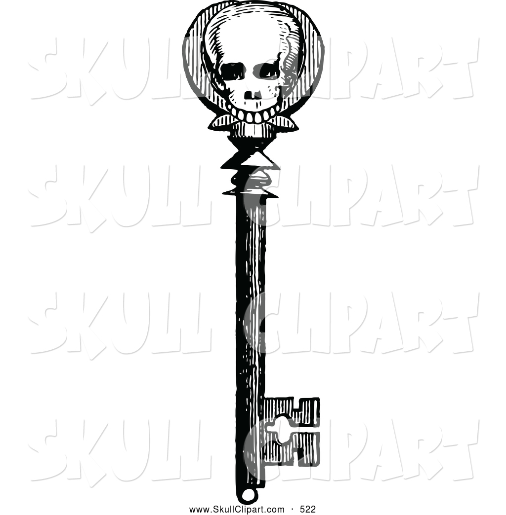 Free coloring pages of skeleton key
