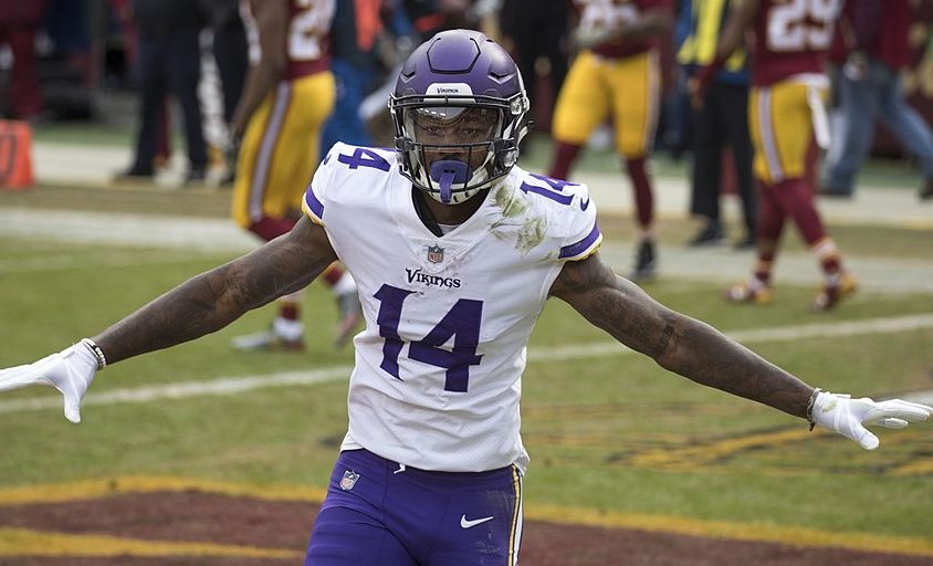 Stefon Diggs - Keith Allison