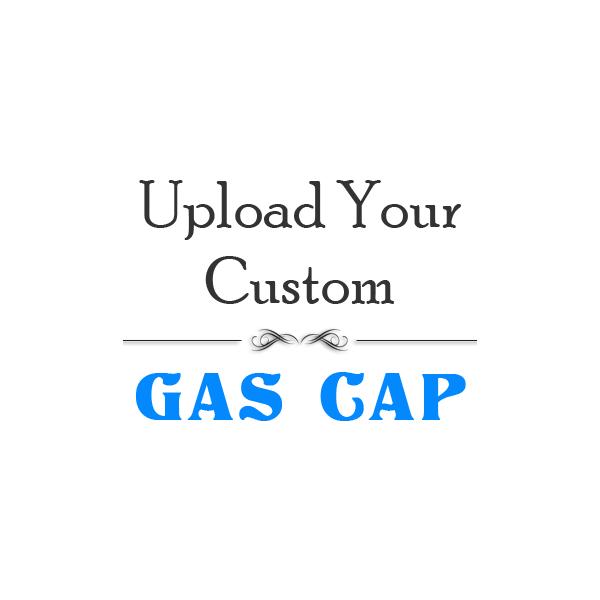 Upload Your Custom Gas Cap Logo