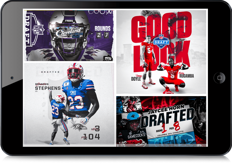 2021 NFL Draft Content