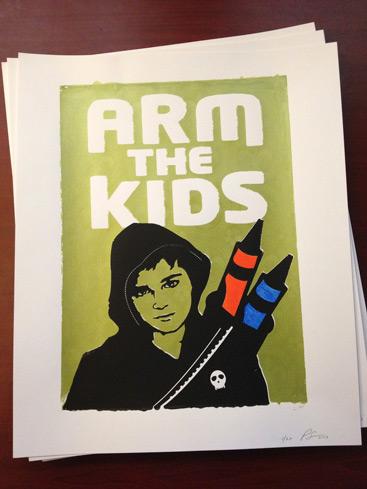 ArmTheKids_Posters2