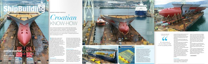 ShipBuilding Industry, Vol.9 No.2 CROATIAN KNOW-HOW