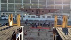 Polaganje kobilice za Novogradnju 483/Brodosplit/FOTO Škveranka/9. prosinca 2015. godine