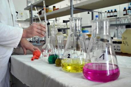 Kemijski laboratorij
