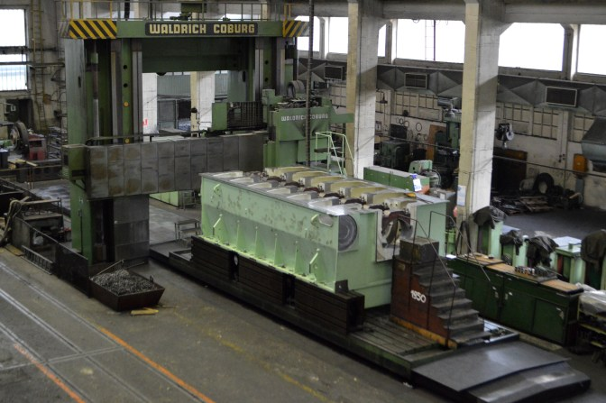 BRODOSPLIT MACHINING Ltd. - Waldrich big