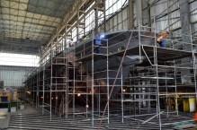 BRODOSPLIT Brodogradilište specijalnih objekata - Projekt izgradnje pet obalnih ophodnih brodova za potrebe Obalne straže Hrvatske ratne mornarice