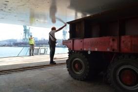 Brodosplit - Projekt MOSE - Transport, 2.9.2016. - FOTO Škveranka (21)