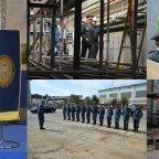 Načelnik Glavnog stožera Oružanih snaga Republike Hrvatske u Brodosplitu