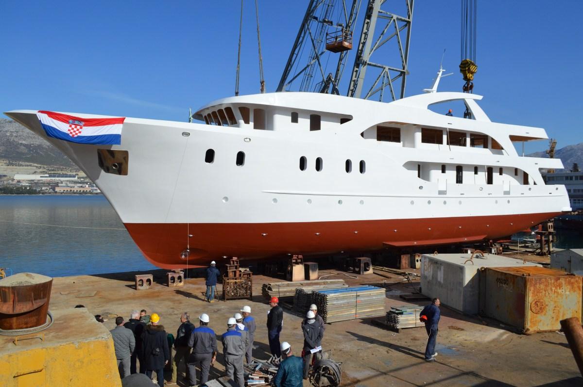 Brodosplitova serija putničkih brodova za hrvatske privatne brodare