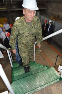 Načelnik Glavnog stožera Oružanih snaga Republike Hrvatske, general Mirko Šundov