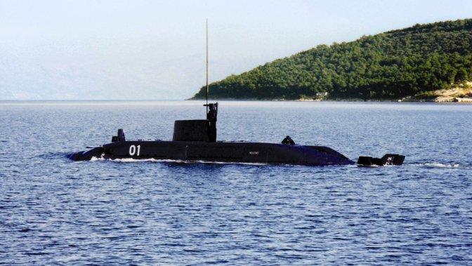 Podmornica P-01 Velebit