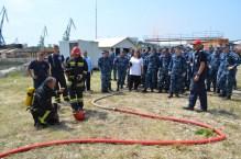 PVPG Brodosplit - Vatrogasna pokazna vjezba 14.6.2017. - FOTO Skveranka. (28)