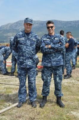 PVPG Brodosplit - Vatrogasna pokazna vjezba 14.6.2017. - FOTO Skveranka. (7)