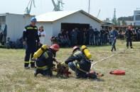 PVPG Brodosplit - Vatrogasna pokazna vjezba 14.6.2017. - FOTO Skveranka. (9)