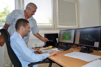Brodosplit PROJEKT - 3D modeliranje strojarnice za Novogradnju 484 u programu AVEVA