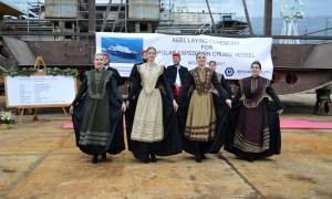KUD Brodosplit plesom uveličao obilježavanje izgradnje Novogradnje 484 u Brodosplitu