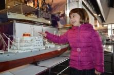 Uz konje, vožnju kočijom i igračke, djeci su bile zanimljive i makete izgrađenih brodova izložene u Brodosplitovom muzeju.