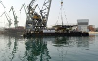 Brodosplitova plovna dizalica Marjanka zbog svojih je kapacitivnih sposobnosti već obavila niz zahtjevnih operativnih zahvata poput porinuća brodova, obalnih radova, izgradnje marina, postavljanja blokova u more. Redovito održavana, premda izgrađena davne 1964. godine, može podići teret od sto tona, a na krmenu platformu primiti teret i do 250 tona.
