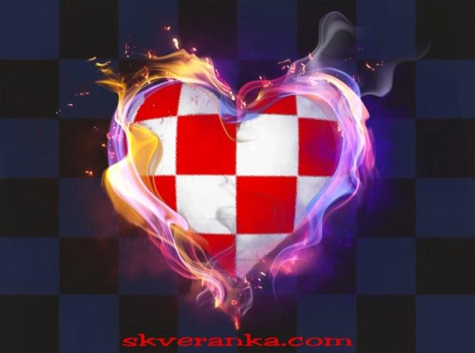 Srce vatreno - Skveranka 2018