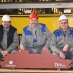 U Brodosplitu obilježili početak gradnje revolucionarnog kruzera za američku tvrtku Quark Expeditions