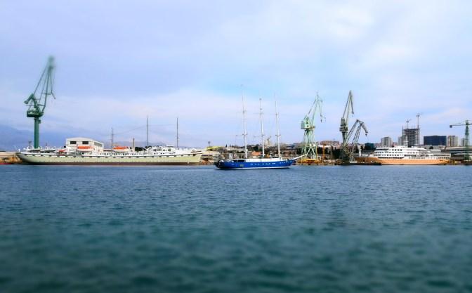 Luka brodogradilišta Split, 10.3.2019.