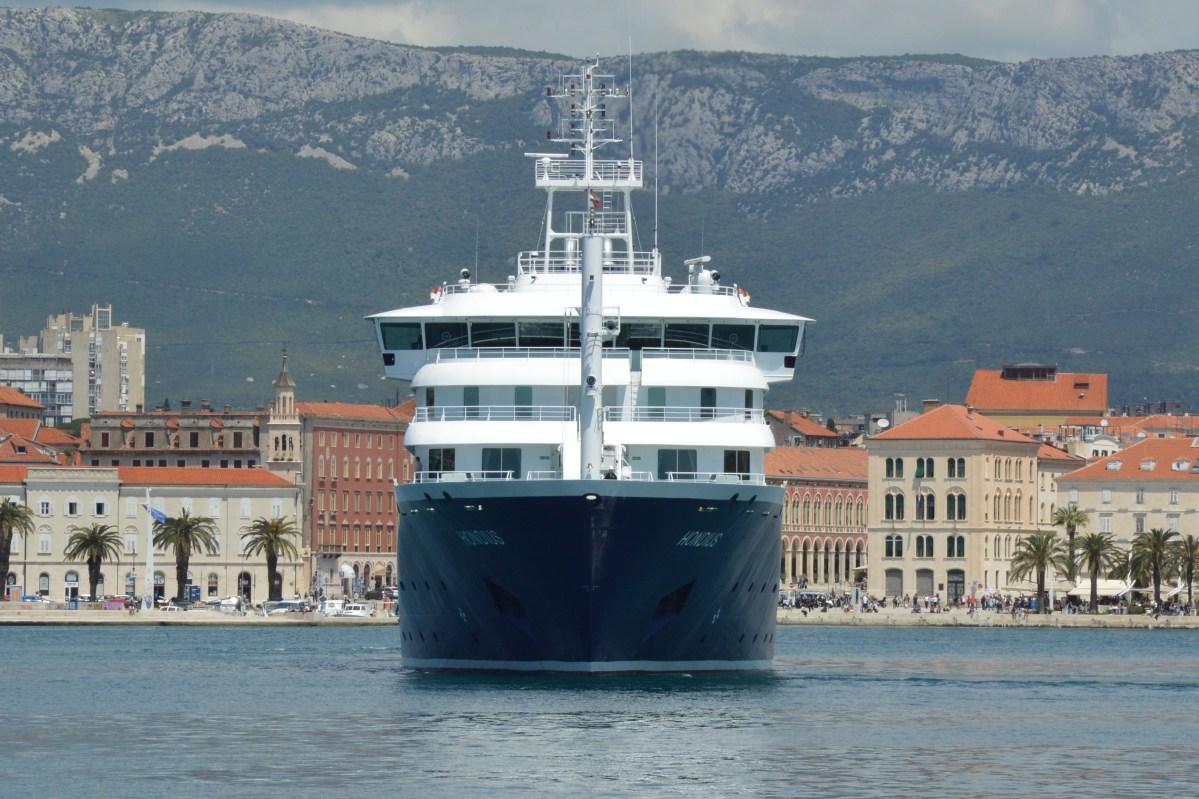 Škverani u Splitu isporučili najčvršći polarni kruzer na svijetu