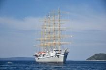 Brodosplit Flying Clipper - FOTO Škveranka