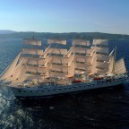 Flying Clipper, Brodosplitov jedrenjak za Guinnessa