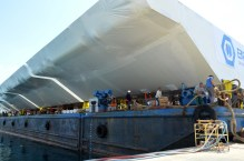 Brodosplit - Projekt Mojsije - Transport, 3.9.2016. - FOTO Škveranka (14)