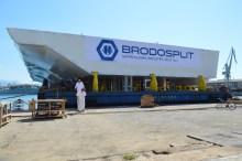 Brodosplit - Projekt Mojsije - Transport, 3.9.2016. - FOTO Škveranka (6)