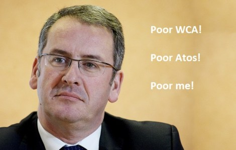 Work & Pensions Minister Mark Hoban: twisted priorities