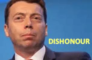mcnicol dishonour