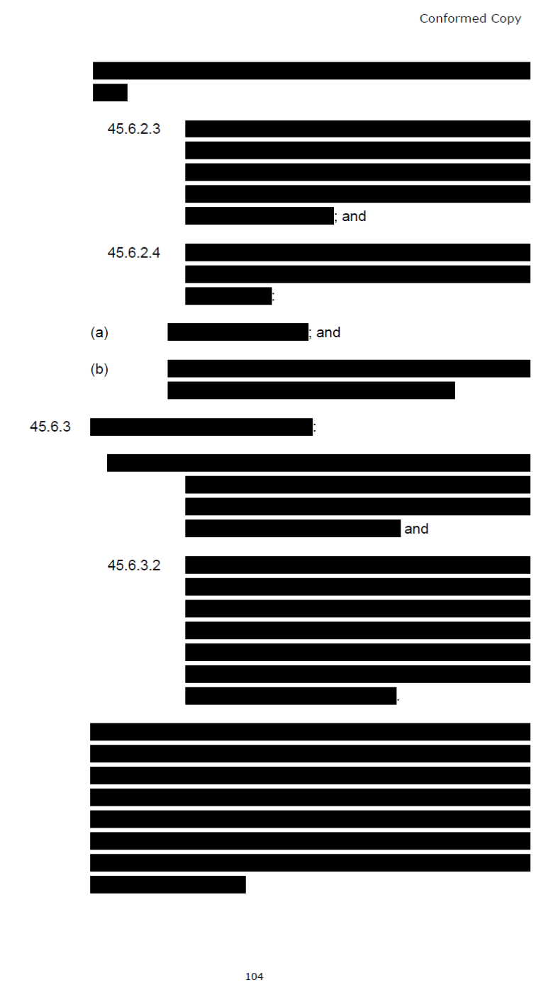 redacted sample page